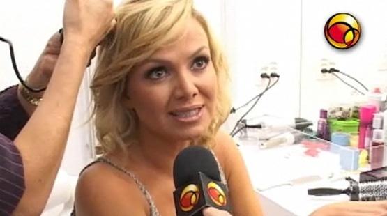 Eliana recebe a TV UOL e mostra bastidores de seu programa