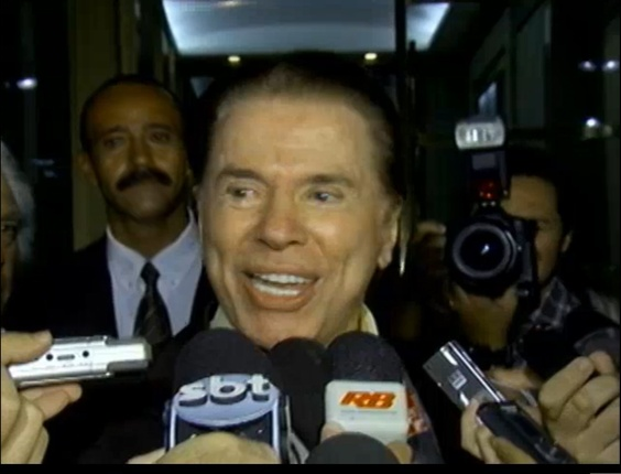Silvio Santos fala da venda do PanAmericano