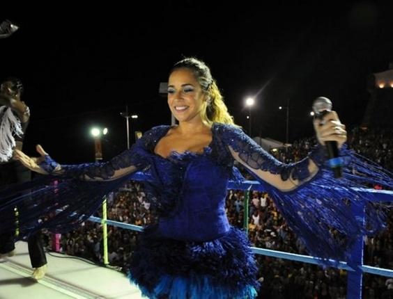 Daniela Mercury em Salvador (7/3)