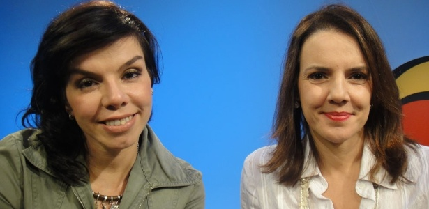 UOL V TV com Penlope Nova e Ana Canosa