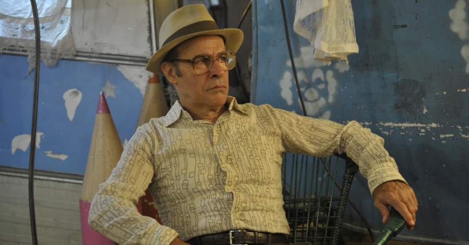 Osmar Prado é Virgílio