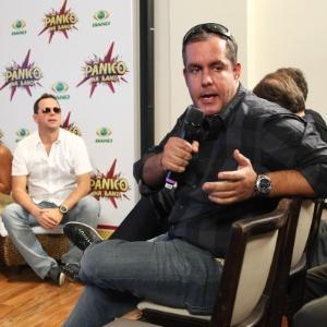 """Alan Rapp, diretor do """"Pânico na Band"""", ficou triste com proibição do programa"""