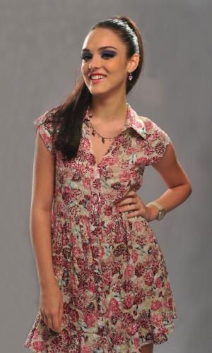 Isabelle Drummond é Maria Aparecida