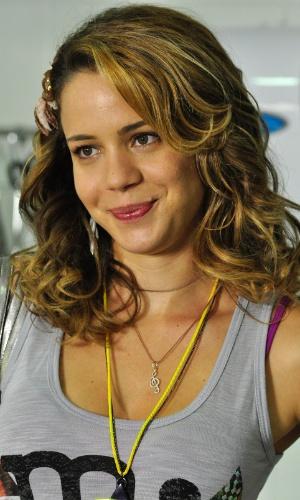 Leandra Leal é Rosário