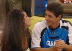 """No """"Gran Hermano"""", Fael recebe elogios de Noemí e cantada da apresentadora do reality espanhol - Reprodução/Telecinco"""