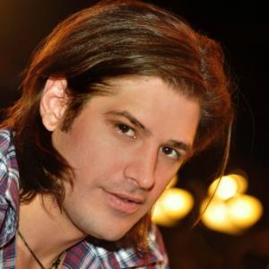 O ator e cantor Dado Dolabella (2012)