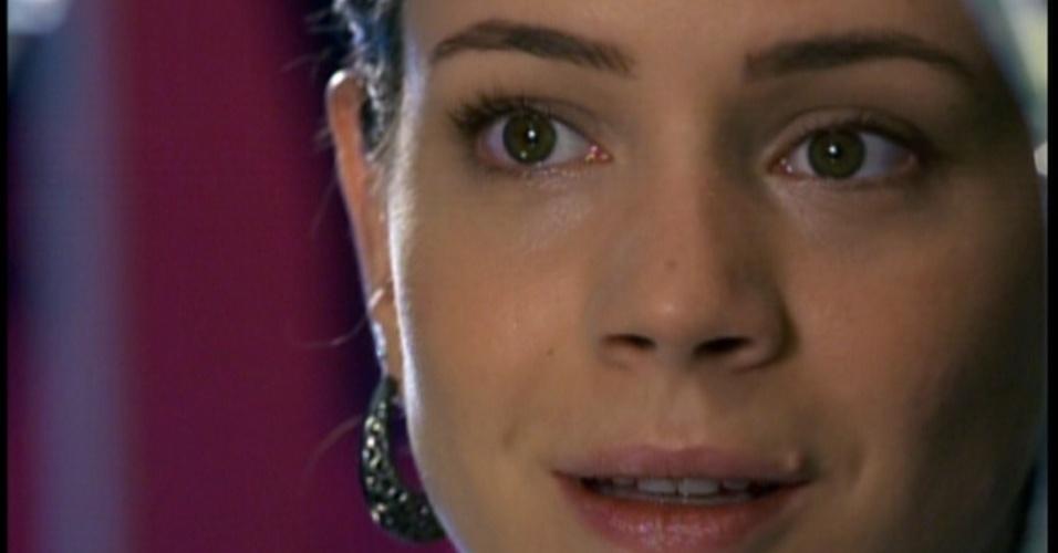 Maria do Rosário conhece Fabian