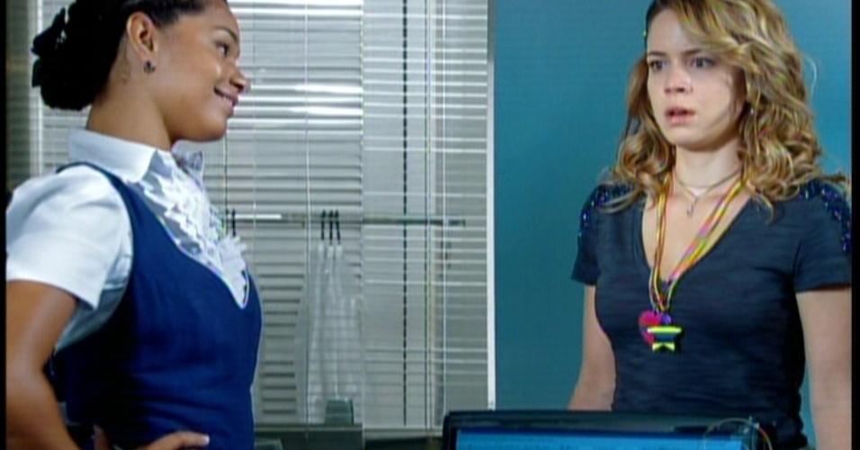 Maria do Rosário é impedida de ir ao show, mas arma plano para conseguir conhecer o seu ídolo