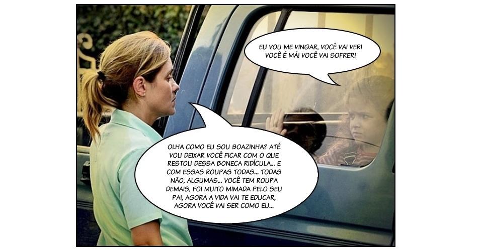 """Veja as melhores frases de Carminha em """"Avenida Brasil"""""""