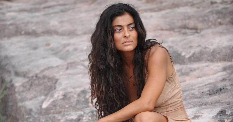 Juliana Paes (Gabriela) em cena de