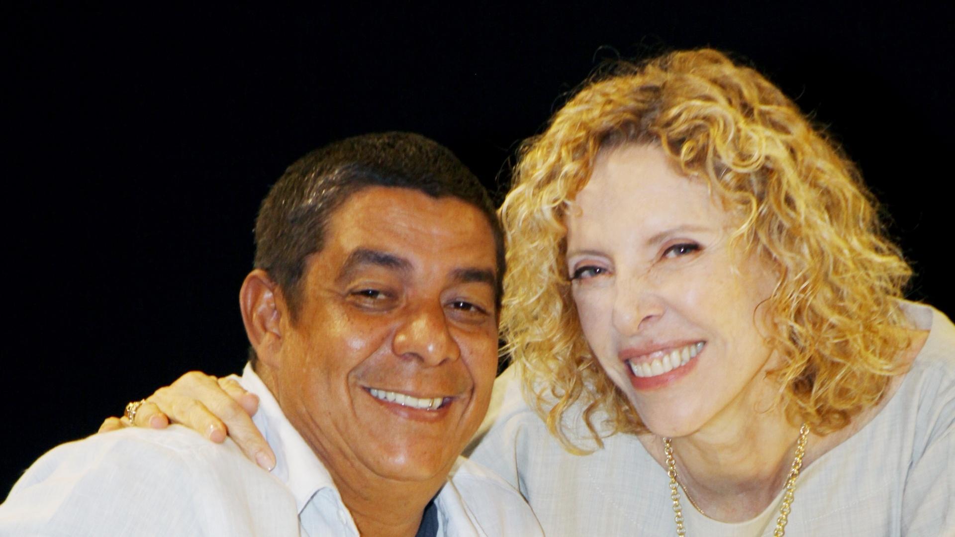 Marília Gabriela entrevista Zeca Pagodinho