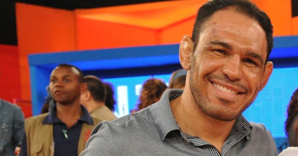 O lutador Minotouro participa do programa