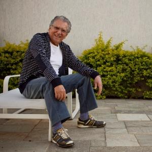 O humorista Carlos Alberto de Nóbrega (4/5/12)