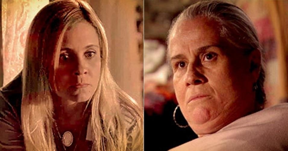 """Em """"Avenida Brasil"""", Carminha enfrenta Lucinda e diz que ela não é """"boazinha"""" (10/5/12)"""