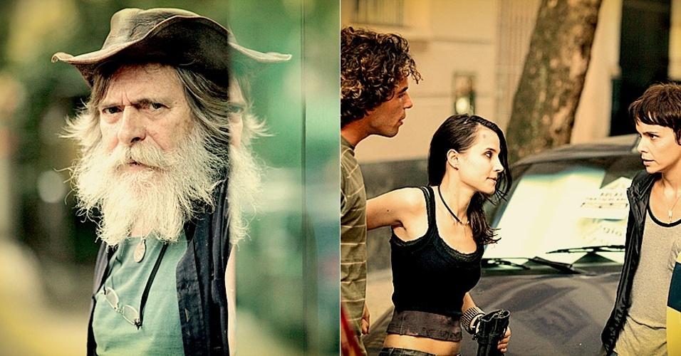"""Em """"Avenida Brasil"""", Nilo descobre farsa de Betânia e Nina (12/5/12)"""