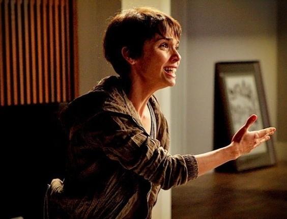"""Em """"Avenida Brasil"""", Nina conta para Jorginho o passado de Carminha e diz que quer vingança. A cena deve ir ao ar na quarta-feira (23/5/12)"""