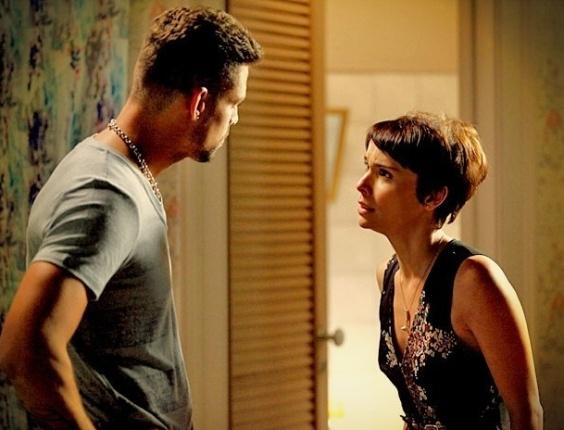 """Em """"Avenida Brasil"""", Jorginho se oferece para ser cúmplice de Nina em vingança contra Carminha"""
