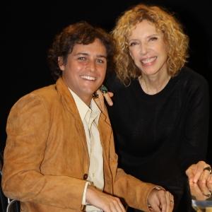"""Felipe Dylon e Marília Gabriela no """"De Frente Com Gabi"""" (6/6/12)"""