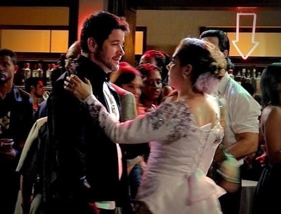 """Em """"Avenida Brasil"""", Tufão dança com Monalisa e os dois relembram os bons momentos juntos (9/6/12)"""