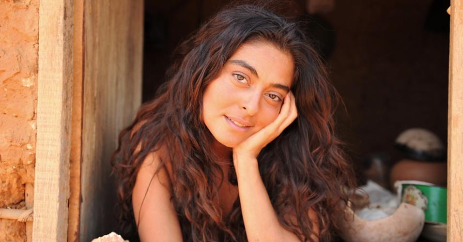 Juliana Paes é Gabriela no remake da novela