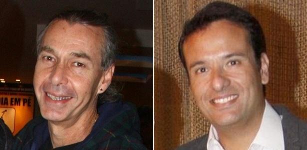 """Sai Ignácio Coqueiro (esq.) e entra Edgard Miranda na direção de """"Máscaras"""""""