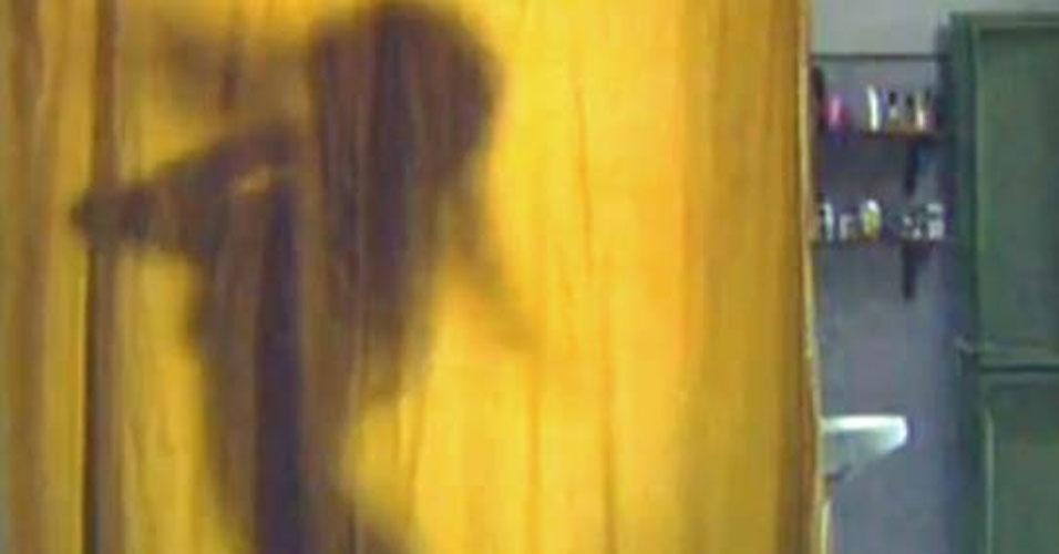 """Em 1986, cenas de banhos eram muito frequentes na trama de """"Guerra dos Sexos"""""""