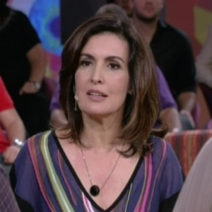 Jornalista Na Estreia Do Programa Encontro F Tima Bernardes