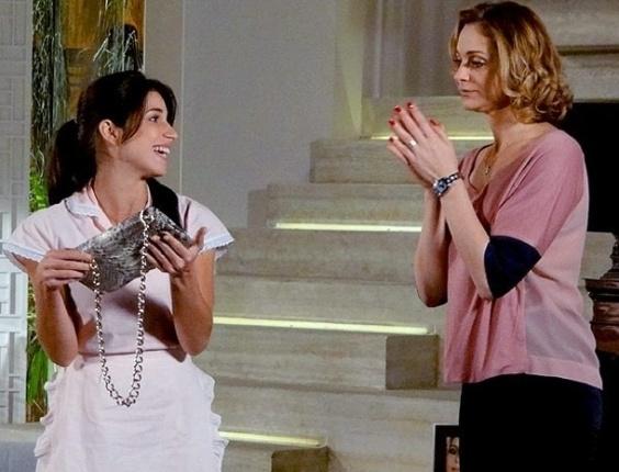 Sônia paga Brunessa com bolsa por falta de dinheiro (16/7/12)