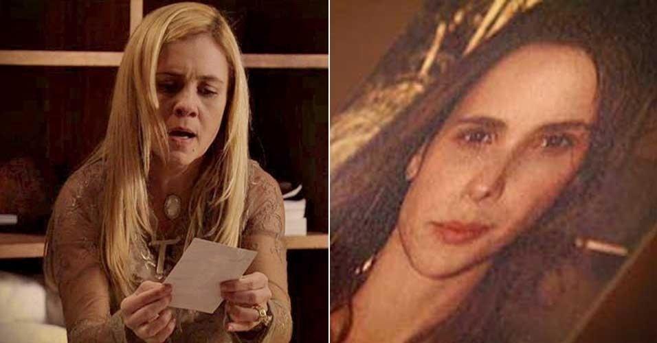 """Em """"Avenida Brasil"""", Carminha descobre que Nina é Rita (19/7/12)"""
