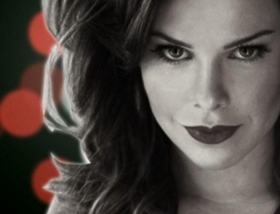 Fernanda Souza divulgou imagem de paródia de cena final de