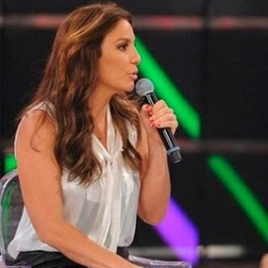 Ivete Sangalo participa do programa 