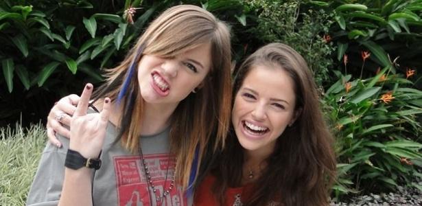 """Em """"Malhação"""", Alice Wegmann e Agatha Moreira serão amigas de infância Lia e Ju"""