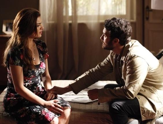 """Em """"Amor Eterno Amor"""", Rodrigo adia o casamento com Elisa (25/7/12)"""