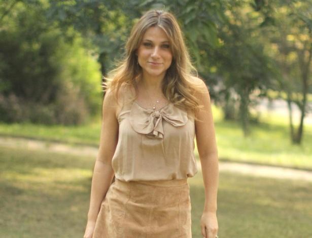 Apresentadora Daniela Freitas Divulgacao Mais