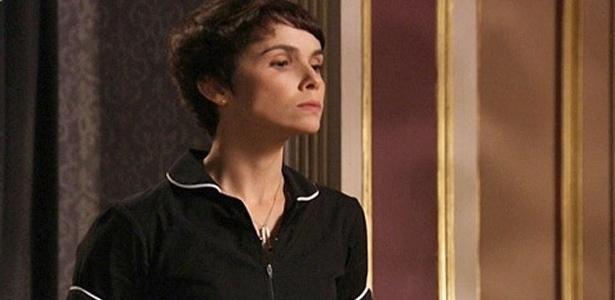 """""""Não aguento mais olhar pra sua cara"""", se descontrola Carminha com Nina (29/7/12)"""