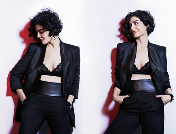 Letícia Sabatella revela que teve problemas de coração quando interpretou uma vilã em