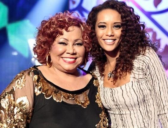 """""""Cheias de Charme"""" recebe a cantora Alcione para participação especial na novela (6/8/12)"""