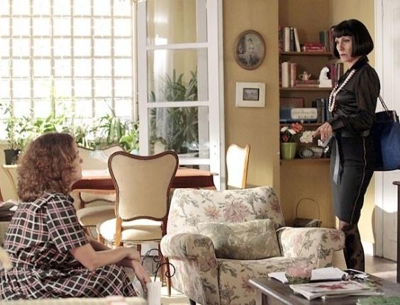 """Em """"Amor Eterno Amor"""", Melissa arma novo golpe para acelarar casamento entre Rodrigo e Elisa (9/8/12)"""