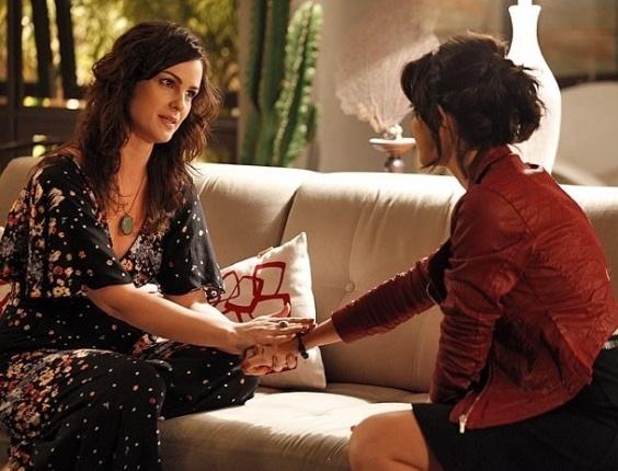"""Em """"Amor Eterno Amor"""", Miriam decide fazer regressão com Beatriz (9/8/12)"""