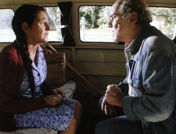 """Em """"Amor Eterno Amor"""", Angélica se encontra com Laudelino e descobre informações sobre Rodrigo (10/8/12)"""