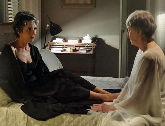 """Em """"Amor Eterno Amor"""", Verbena vai aparecer no sonho de Melissa para tentar fazer as pazes com a irmã (10/8/12)"""
