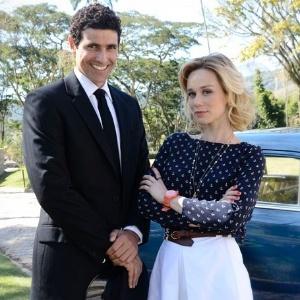 """Reynaldo Gianecchini e Mariana Ximenes repetem parceria em """"Guerra dos Sexos"""""""
