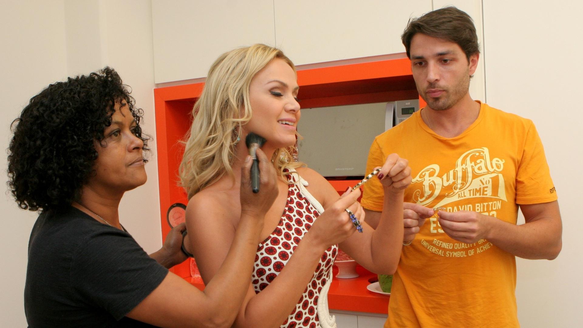 Eliana gravou programa especial para comemorar os três anos do