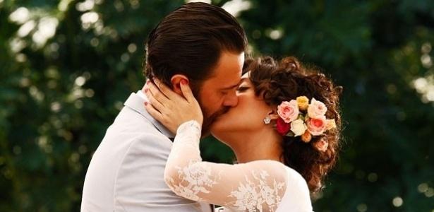 """Em """"Amor Eterno Amor"""", Rodrigo e Miriam se casam (6/9/12)"""