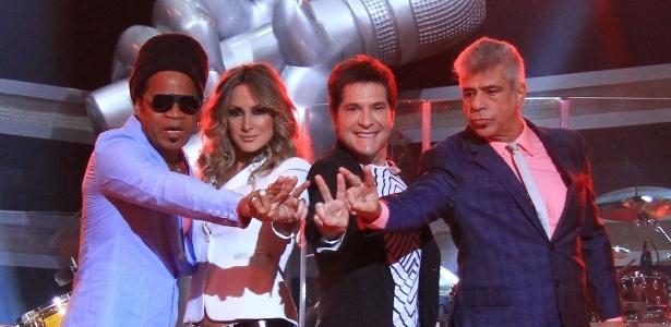 """""""The Voice Brasil"""" vai ter calouros pré-contratados da gravadora Universal"""