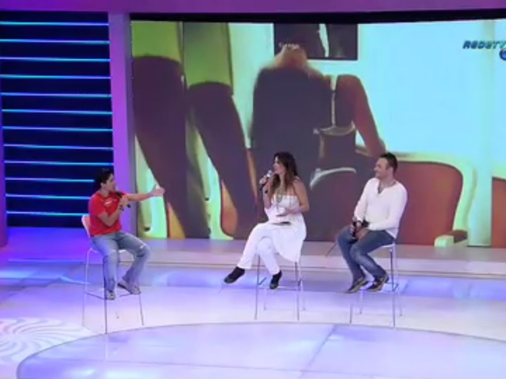 Thammy Gretchen revelou no programa