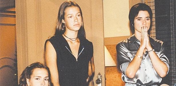 Luana Piovani em cena da novela