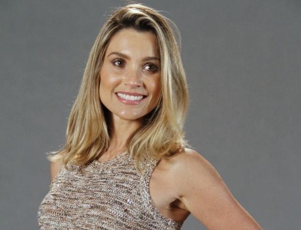 """Flávia Alessandra no elenco da novela da TV Globo """"Salve Jorge"""", no Projac, Rio de Janeiro (2/10/2012)"""