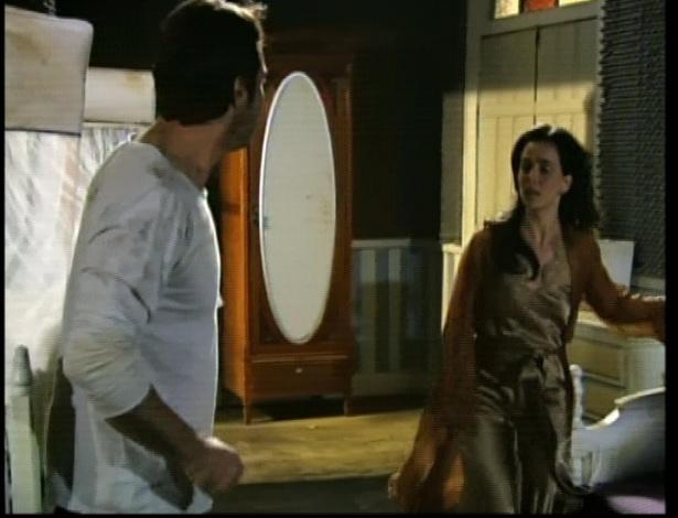 Maria conta que Eliza está viva e Martim também