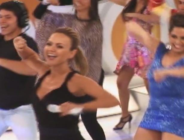 Eliana dança